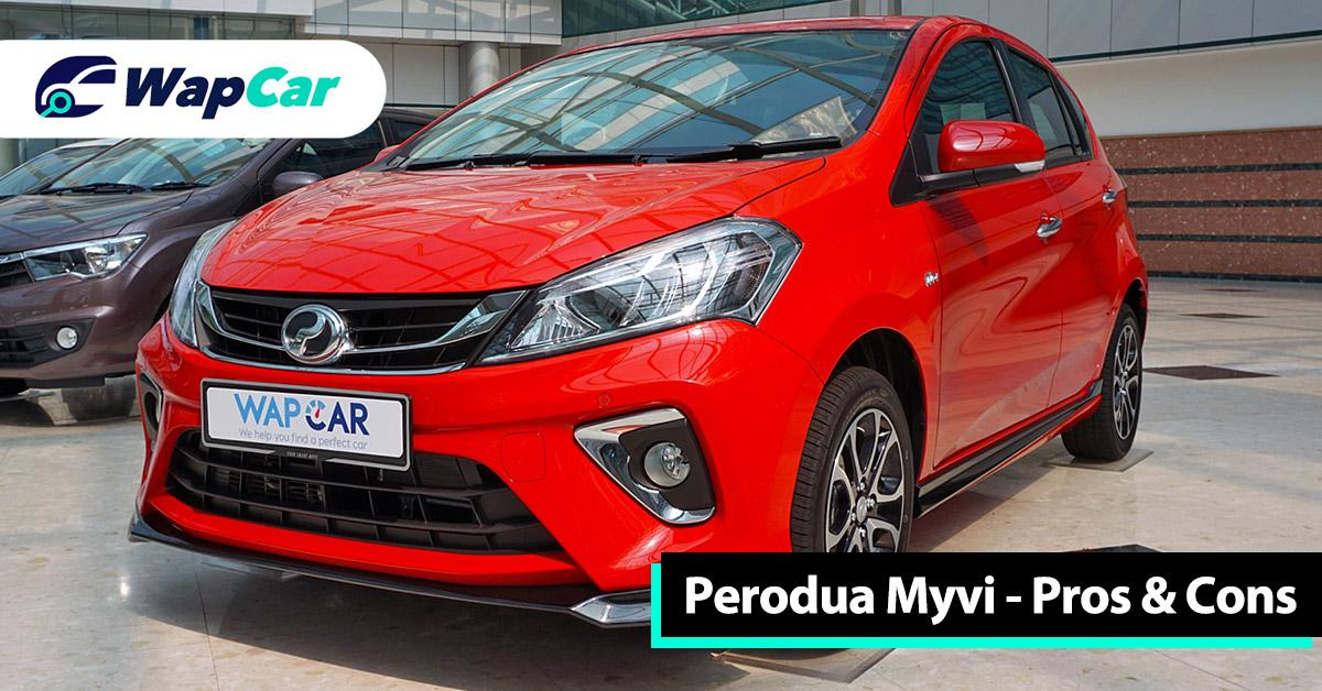 Pros and cons, 2018 Perodua Myvi: Why is it the best-selling car in Malaysia? 01