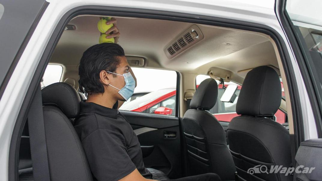 2020 Mitsubishi Xpander 1.5 L Interior 075