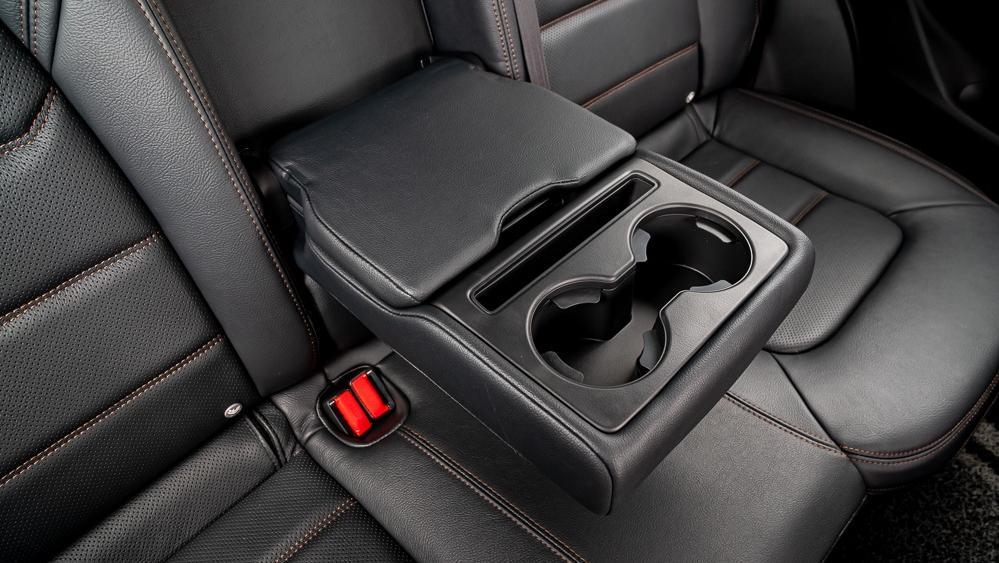 2019 Mazda CX-5 2.5L TURBO Interior 049