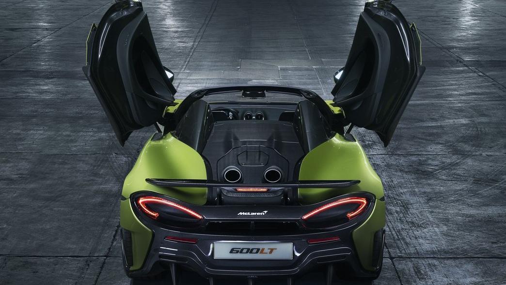 McLaren 600LT(2019) Exterior 008