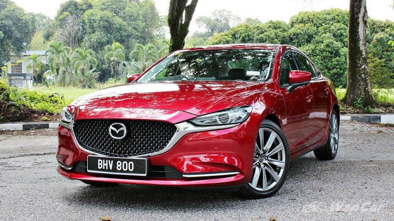 Jualan Mazda CX-3 & Mazda 6 dihentikan di AS, tapi pasaran Malaysia kekal ada 02