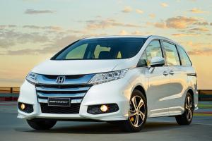 Honda Odyssey sold out in Malaysia; facelift coming soon?