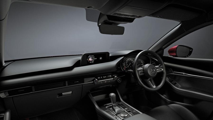 Mazda 3 Sedan (2019) Interior 001