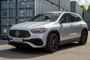 2020 Mercedes-AMG GLA 35 and GLA 45 - Photos to drool over