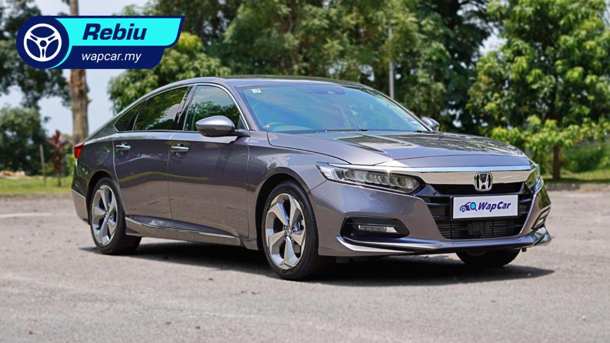Rebiu: Honda Accord 1.5 TC-P 2020, ruang dan gajet macam BMW 7 Series bawah RM 200k! 01