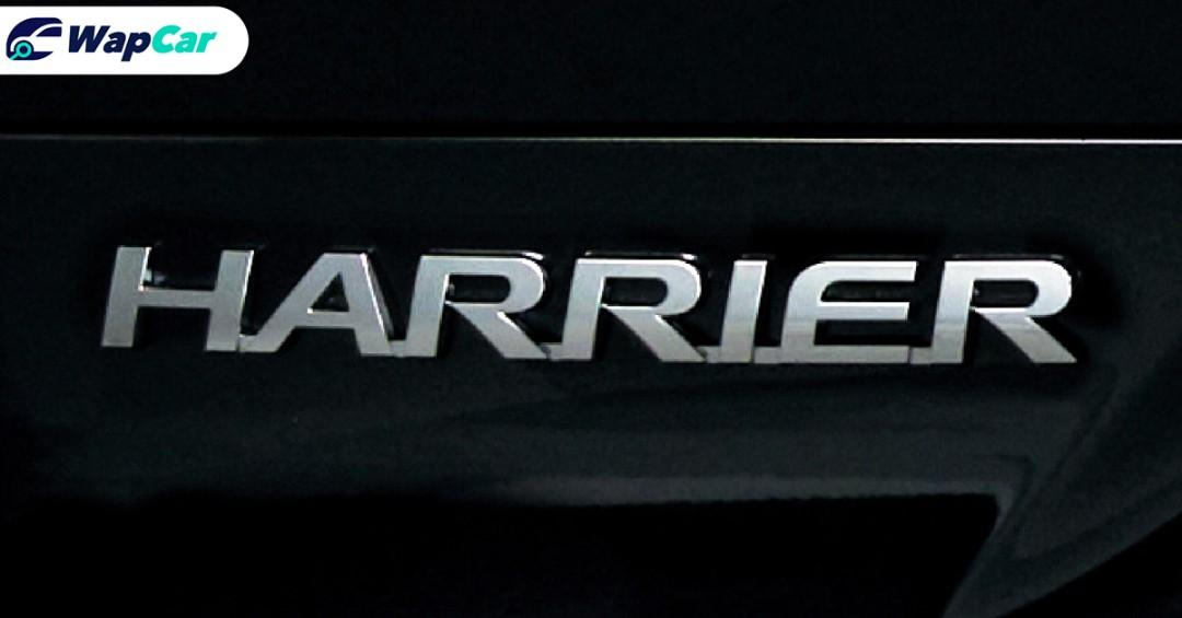 All-new 2021 Toyota Harrier to get Frontlander twin in China? 01