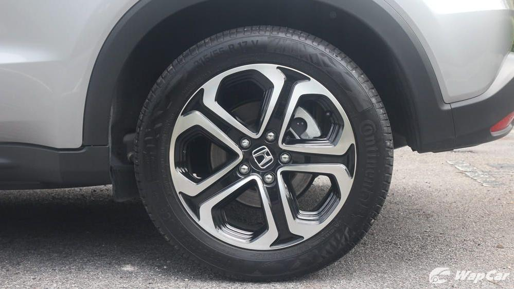 2019 Honda HR-V 1.5 Hybrid Exterior 054
