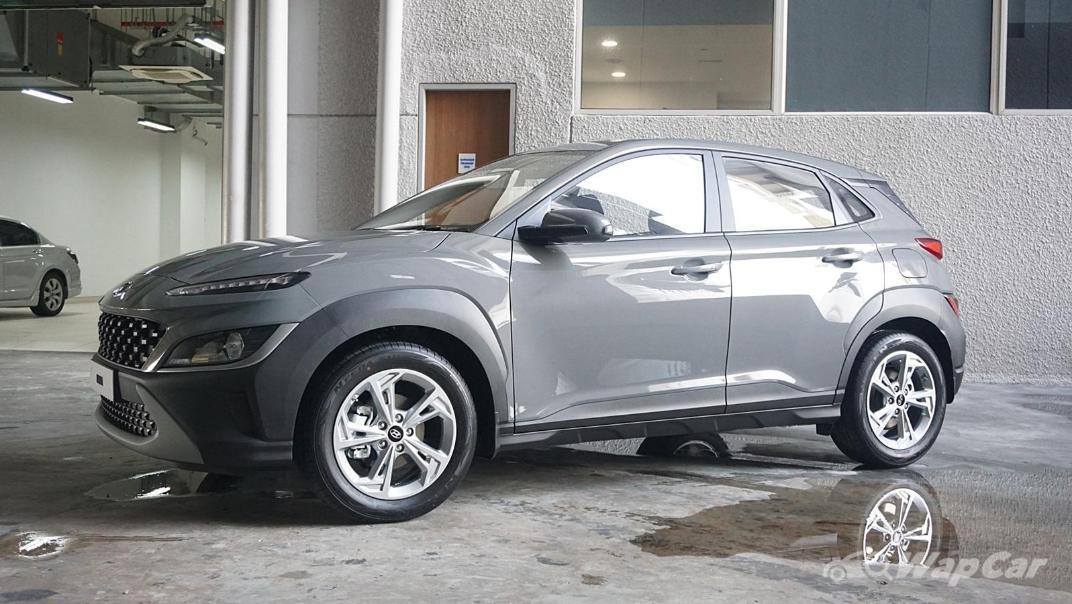 2021 Hyundai Kona 2.0 Standard Exterior 039
