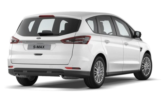 Ford S-MAX (2017) Exterior 008