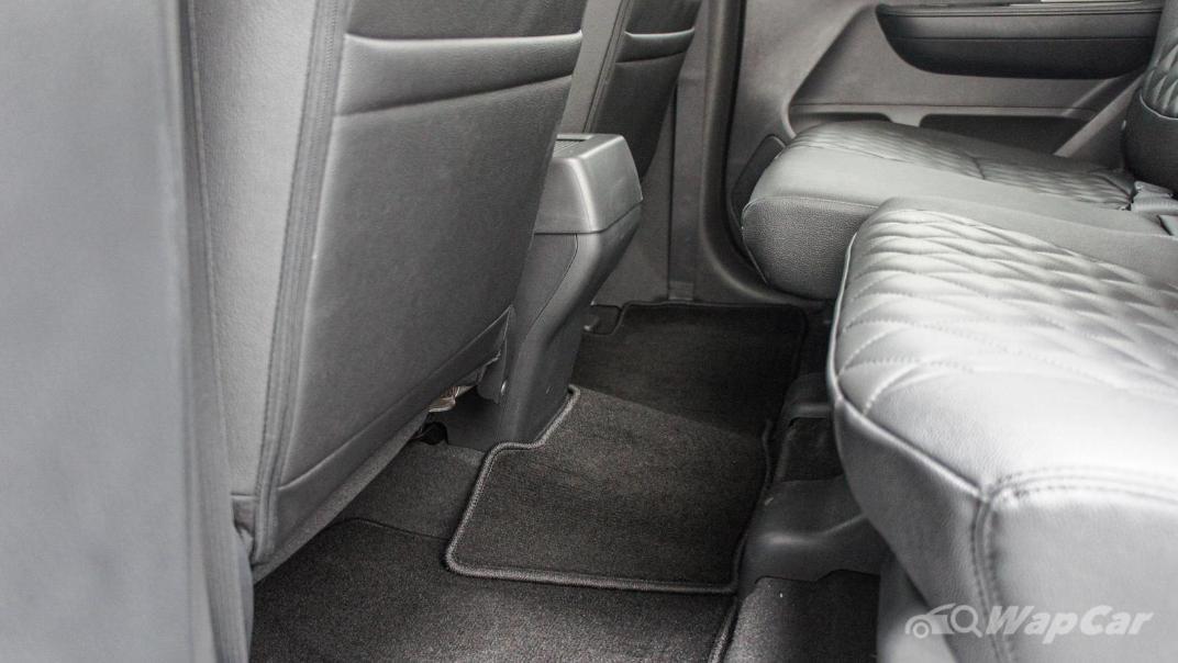 2020 Mitsubishi Xpander 1.5 L Interior 040