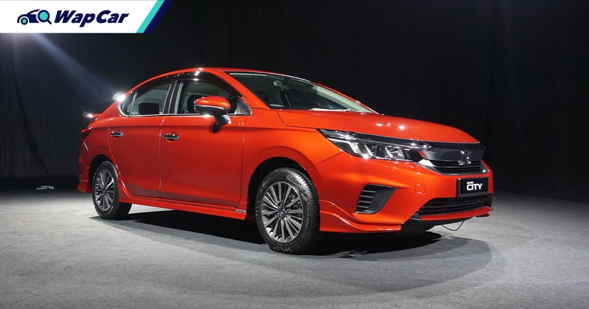 2020 Honda City: Bodykit Modulo 1.0, dashcam dan beberapa tambahan aksesori untuk Honda City! 01
