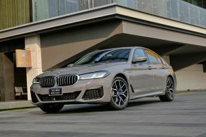 2021 G30 BMW 5 Series改款车型(LCI)在泰国上市,标价RM 405k起跳