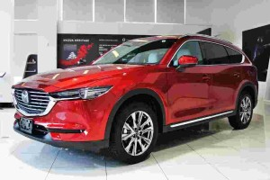 Malaysia-assembled Mazda CX-8 to be exported to the Philippines