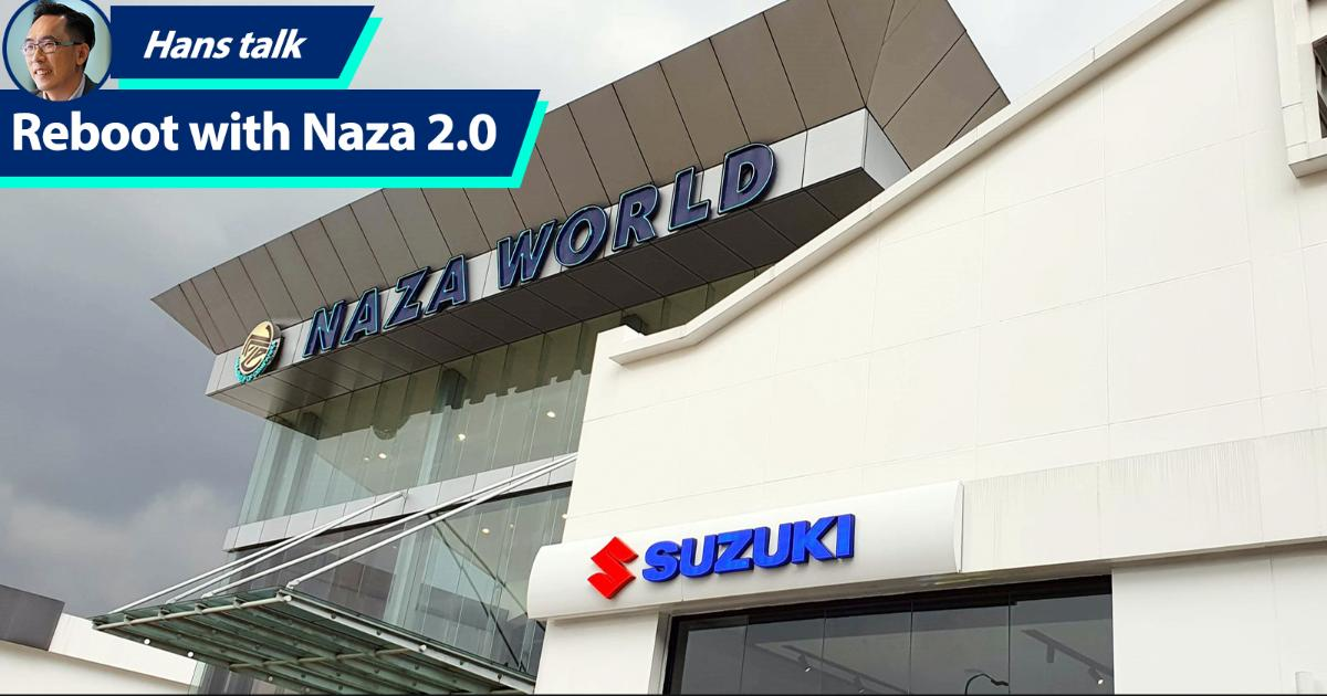 After losses with Kia, Peugeot, and Citroen, can Naza do better with Suzuki? 01