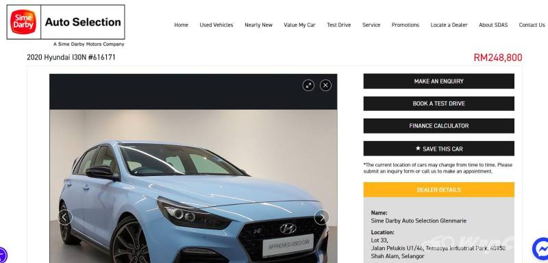 How does a Hyundai i30N for RM 248k sound? Rarer than Toyota GR Yaris in Malaysia 02