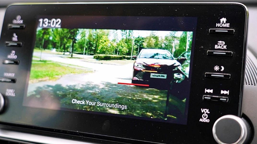 2020 Honda Accord 1.5TC Premium Interior 023