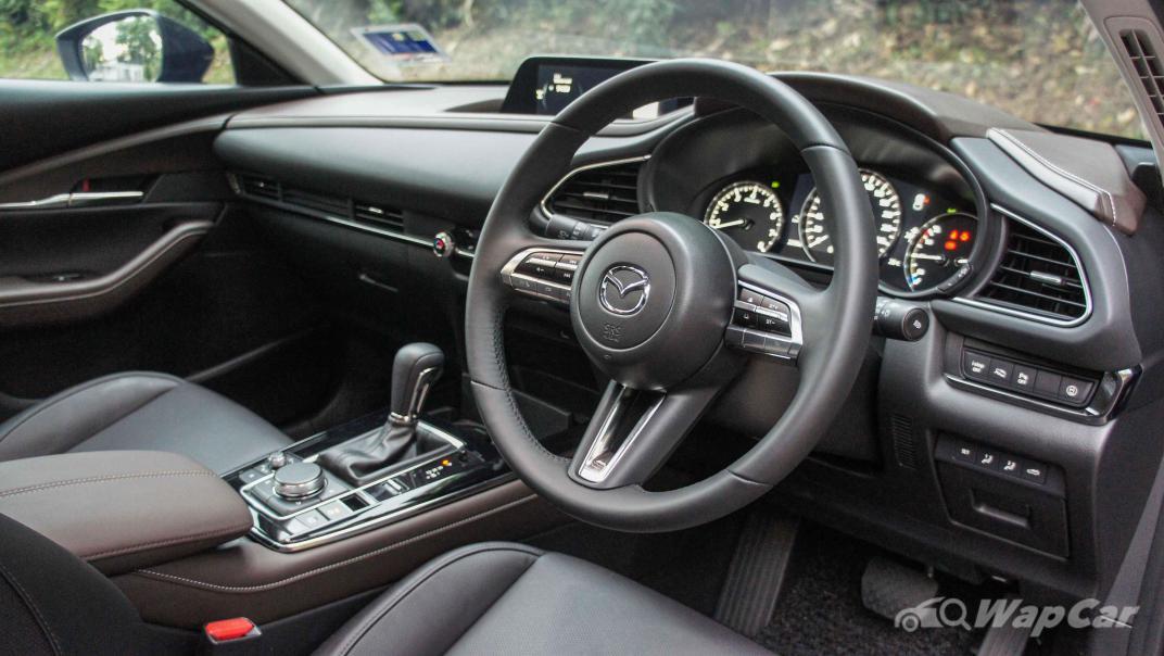 2020 Mazda CX-30 SKYACTIV-G 2.0 High AWD Interior 004