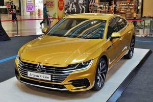 With the VW Arteon, VPCM is gunning for the C-Class/3 Series – a stretch too far?