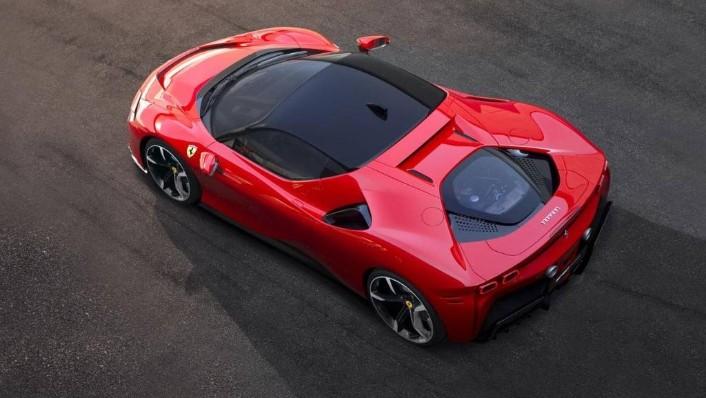 Ferrari SF90 Stradale (2020) Exterior 009