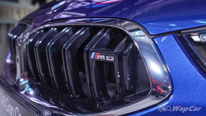 2020 BMW M850i xDrive Gran Coupe Exterior 006