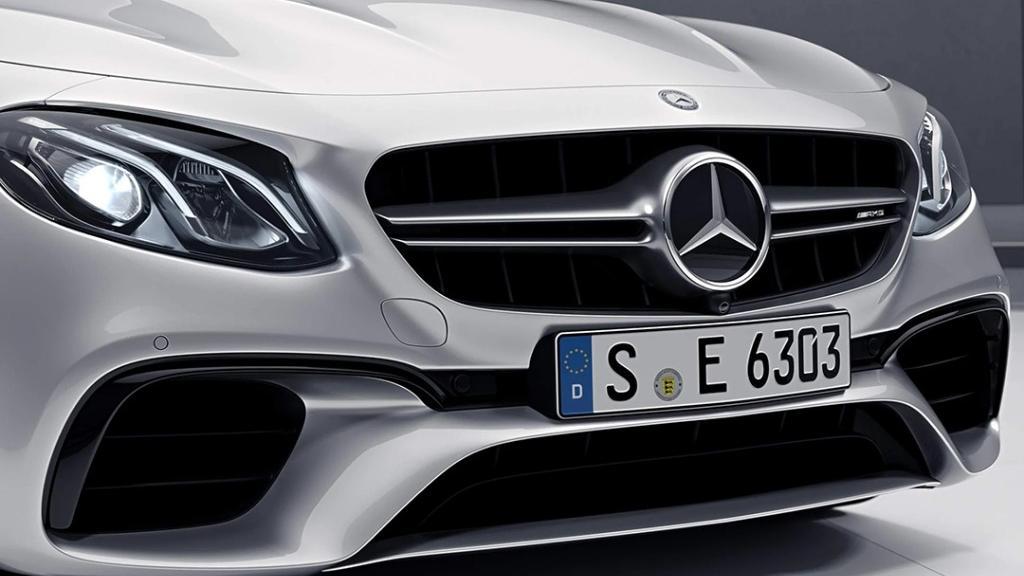 Mercedes-Benz AMG E-Class (2019) Exterior 004