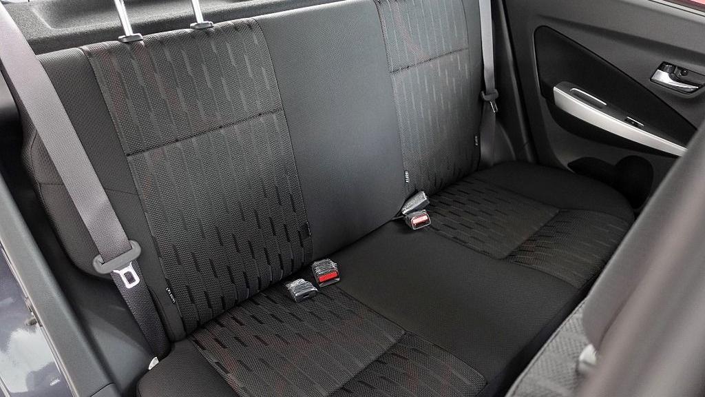 2018 Perodua Axia SE 1.0 AT Interior 037