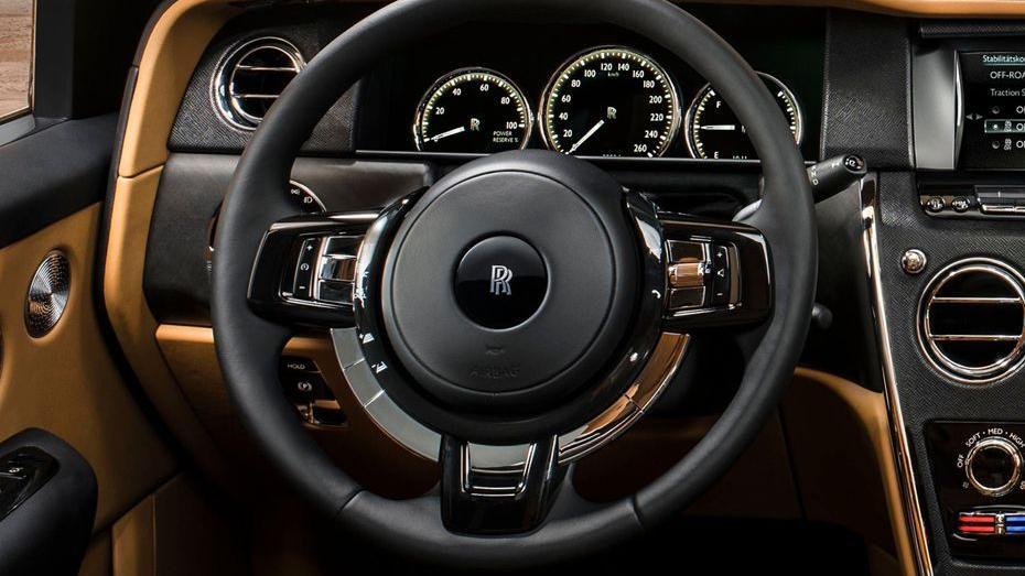 2018 Rolls-Royce Cullinan Cullinan Interior 004