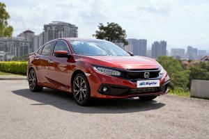 Pros and Cons: 2020 Honda Civic 1.5 TC-P – Great value, not the most efficient though