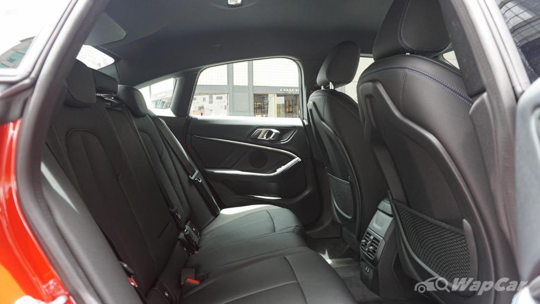 2020 BMW 2 Series 218i Gran Coupe Interior 076