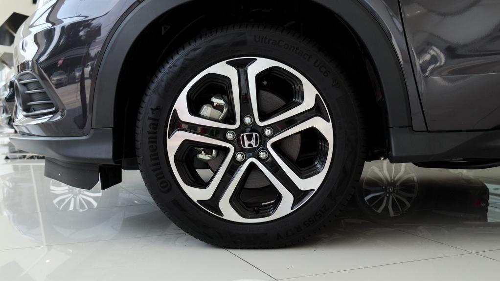 2019 Honda HR-V 1.8 E Exterior 026