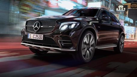 2018 Mercedes-Benz AMG GLC Coupe  43 4MATIC Coupe Price, Specs, Reviews, Gallery In Malaysia | WapCar