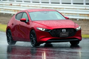 Why is the Mazda 3 so much more expensive than a Honda Civic/Toyota Corolla Altis?