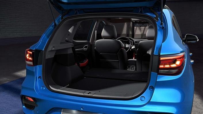 2020 MG ZS Upcoming Version Interior 002