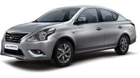 Nissan Almera (2018) Exterior 002