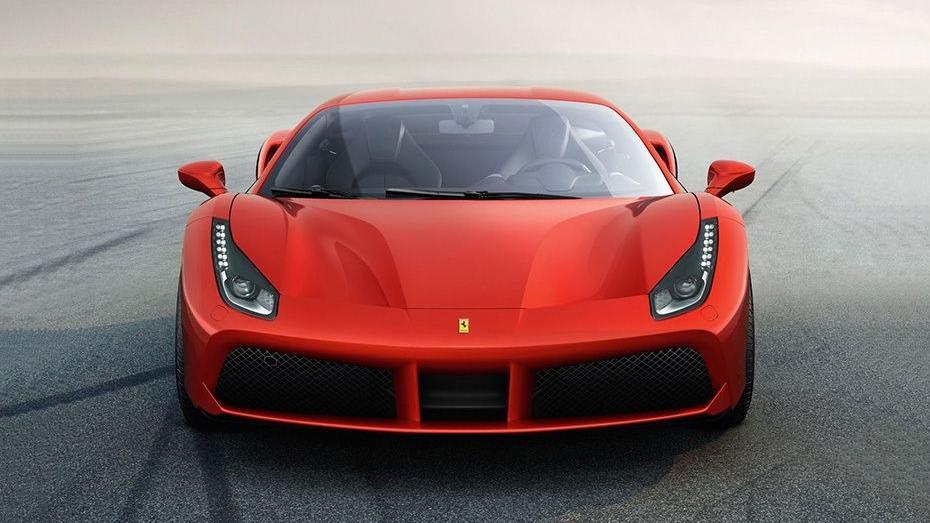 Ferrari 488 (2015) Exterior 021