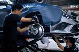 Have you been caring for your Mercedes-Benz? Try these contact-less services