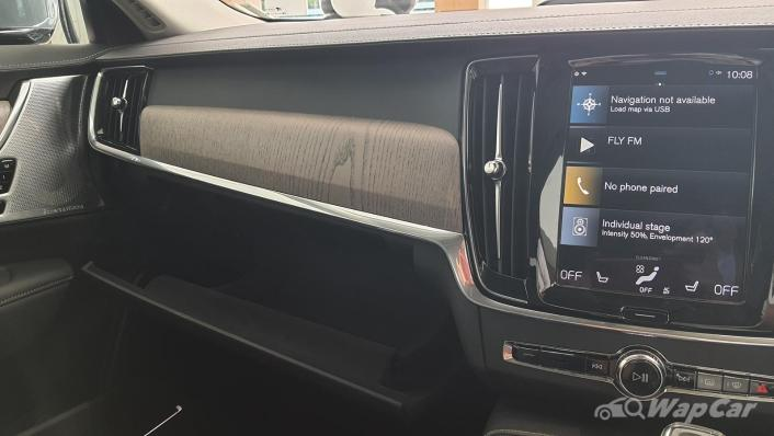 2021 Volvo S90 Recharge T8 Inscription Plus Interior 003