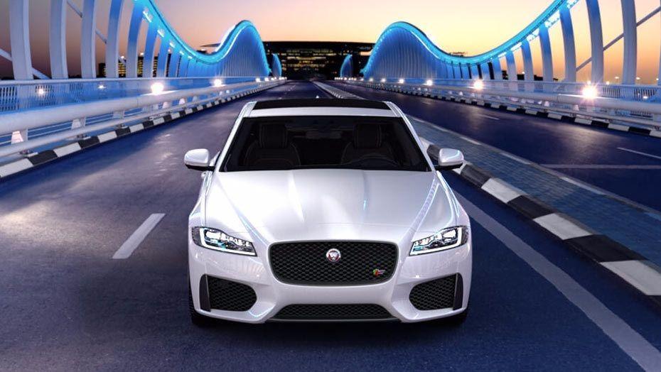Jaguar XF (2017) Exterior 002