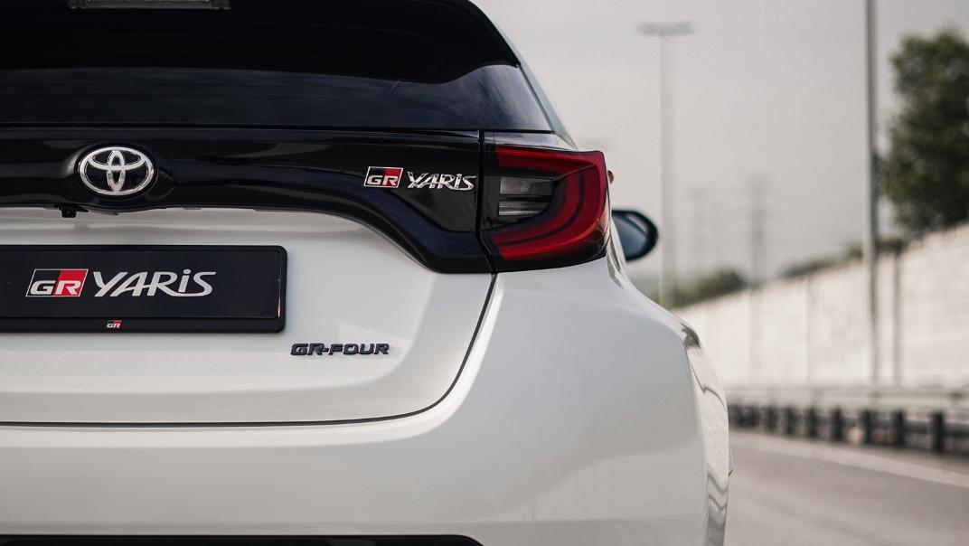 2021 Toyota GR Yaris Exterior 050