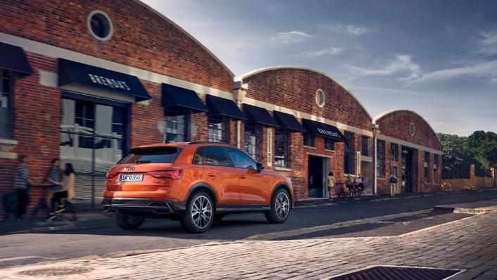 Audi Q3 advanced 1.4 TFSI S Exterior 009