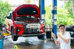 Video: PERMANENT FIX for our Perodua Ativa rattling noise & first oil change!
