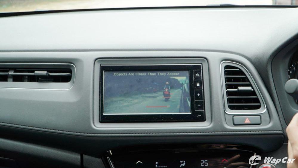2019 Honda HR-V 1.8 RS Interior 011