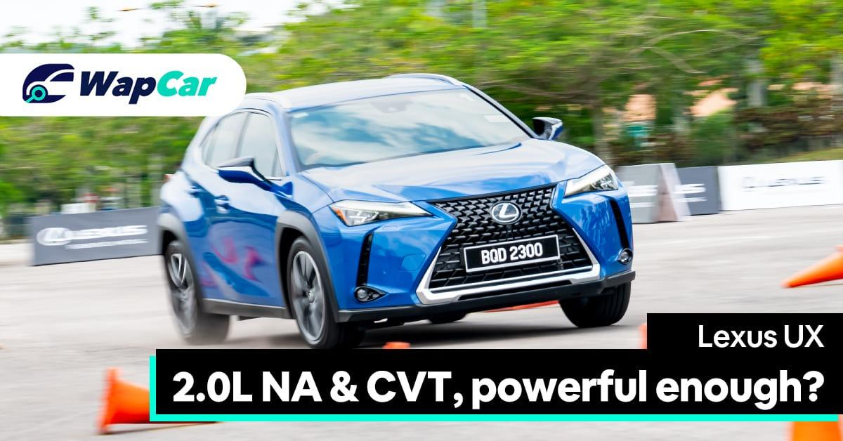 Review: 2020 Lexus UX 200 2.0L CVT, compact SUV with BMW handling, Lexus refinement 01