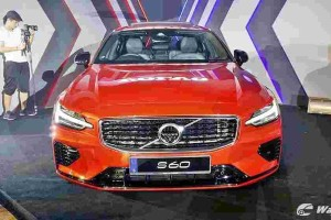Volvo S60 CKD launching in 2020, same price & spec as CBU for Malaysia