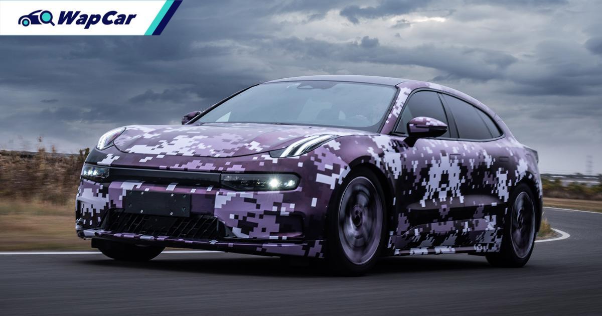 Watch out, Tesla! Lynk & Co Zero EV zeroes in for production in 2021 01