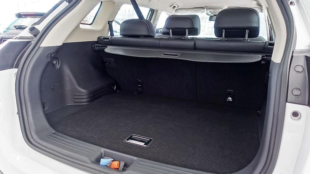 2018 Proton X70 1.8 TGDI Executive AWD Interior 072