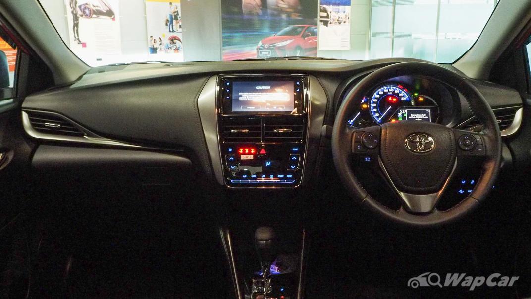 2021 Toyota Vios 1.5G Interior 001