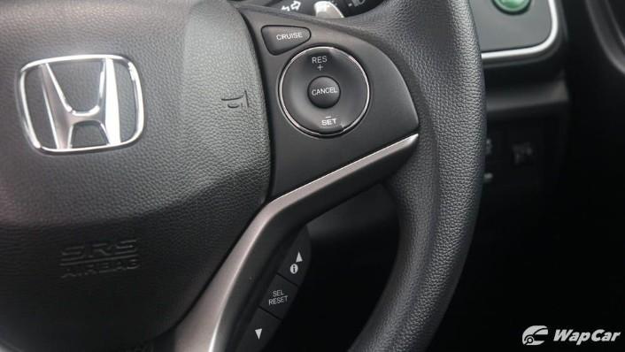 2018 Honda City 1.5 Hybrid Interior 004
