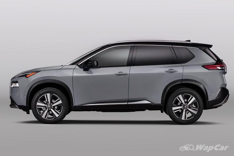 Nissan X-Trail 2021 akan dilancarkan di Jepun Disember ini, negara pandu kanan pertama? 02