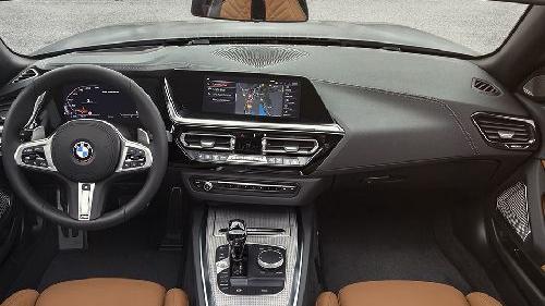 2019 BMW Z4 sDrive30i M Sport Interior 001